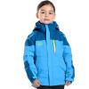 Pellie и PELLIOT Детские куртки на открытом воздухе Трижды Две куртки Куртки Дети 1763 Дни Blue 150 куртки