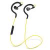 Фото Syllable D700 Модернизированная спортивная Bluetooth-гарнитура Беспроводная гарнитура Стерео музыка Мини-мини-гарнитура Apple Millet General 4.1 Yellow Black гарнитура