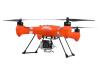 элегантность swellpro водонепроницаемый quadcopter всплеск дрон для аэрофотосъемки / рыболовство swellpro водонепроницаемые fpv беспилотный авто версия
