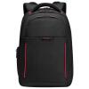 Samsonite (Samsonite) бизнес случайный сумка рюкзак школьный мужские и женские модели Apple, ноутбук сумка сумки компьютер 14 дюймов BP2 * 09001 черный дорожные сумки samsonite 46n 003 черный