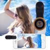 180 градусов Рыбий Универсальный зажим объектива широкоугольный для сотовых телефонов камеры гарнитура для сотовых
