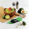 MyMei 2016 New Hot Portble 3-in-1 Avocado Slicer Plastic Durable Blade Fruit Vegetable Tools Kitchen Cooking Tool Accessories блуза love my body love my body lo008ewmcu28