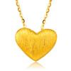 Хороший цветок рентабельностью клятва 18K золотое ожерелье набор с 18К золота кулон ожерелье золота 18K ожерелье other 18k