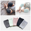 MyMei Cotton Knee Pads Kids Anti Slip Crawl Necessary Baby Knee Protector Leg Warmers