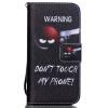 Снайпер Дизайн Кожа PU откидная крышка бумажника карты держатель чехол для IPHONE 5 цветочный дизайн кожа pu откидная крышка бумажника карты держатель чехол для iphone 7g