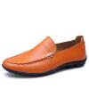 Мужские ботинки должны Ч EGCHI британской Горох ленивый ног ботинки дышащие 1616 Orange 43