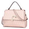 Ворл (FOXER) кожаной сумка сумки дамы моды сумка ватных Mobile Messenger мешок европейская и американская сумка моды розового золота 958077F1W