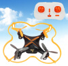 2.4Ghz 4CH 6-axis One Key 360°Rollover RC Headless Quadcopter 650123 original jjrc h28 4ch 6 axis gyro removable arms rtf rc quadcopter with one key return headless mode drone