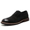 OKKO Мужские модные тапки, кожаные ботинки со шнурками ботинки со скидкой в интернет магазинах