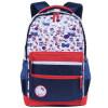 Hello Kitty (HelloKitty) досуг мешки большой емкости простой легкий рюкзак средней школы сумки CG-HK3265H розовый