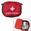 First Aid Kit 0.7L Красный Кемпинг Emergency Survival сумка бинты Drug Водонепроницаемый