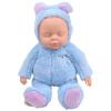 Бибер (Бибер) Tsai Медведь серии гудок куклы сна умиротворить куклы плюшевые игрушки куклы моделирования детские игрушки умиротворить высокий 36см синий
