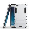 Серебряный Slim Robot Armor Kickstand Ударопрочный жесткий корпус из прочной резины для vivo X9Plus серый slim robot armor kickstand ударопрочный жесткий корпус из прочной резины для vivo xplay6