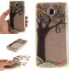 Ручная роспись деревья шаблон мягкой тонкой ТПУ Резиновая крышка случая силикона геля для Samsung Galaxy Grand Prime G530H