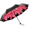 рай зонтик (UPF50 +) двойной шириной затемнение карамболь виниловые зонтики сложенный зонтик 31820E фиолето upf50 rashguard bodyboard al004