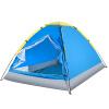 Ulecamp открытый палатки ветер и дождь палатка кемпинг один палатки случайные пары моделей 2 человека