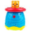 Малибу игрушки (Mali-игрушки) Развивающие игрушки Fun барабан ролл барабан ударил музыкальных инструментов детские игрушки T3002