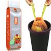 Jingdong [супермаркет] шесть кирпичей (SIX КИРПИЧЕЙ) Lara большого мешки для мусора мешки (50 * 55см) 15 Zhi чайник lara lr00 04 r