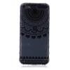 Черный ветер куранты картины мягкий тонкий ТПУ резиновый силиконовый гель крышка случая для iPod Touch 5/6 embossed tpu gel shell for ipod touch 5 6 girl in red dress