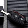 MyMei New Silicone Chave Protect Case Capa Bag Para Volkswagen Vw Golf 7 Seat Leon Ibiza Skoda Octavia A7 Mk7 para Land Rover