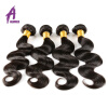 New Arrival Alimice Human Hair Product Peruvian Body Wave Virgin Hair 4Pcs Lot Unprocessed Virgin Peruvian Hair Bundle Websites