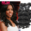 Bouncy Top Quality N.L.W. Products Brazilian Virgin Hair Loose Wave 5 Bundles 8A Unprocessed Free Shipping Full and Thick best new product on sale 30% 750ml brazilian keratin hair treatment hair free shipping