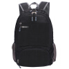 SVVISSGEM плечевой мешок свет дышащий открытый отдыха рюкзак сумка сумка сумка сумка сумка для мужчин и женщин сумка SA-7318 черный