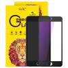 ESK iPhone7 Plus закаленное стекло мембраны пленка яблоко 7 Plus Blu-Ray 3D мягкий двусторонний анти-взрывобезопасный высокой четкости полноэкранного защита мобильного телефона пленка JM92- черный проигрыватель blu ray lg bp450 черный