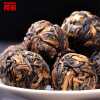 C-HC015 New 100g China Yunnan Handmade Dianhong Black Tea,Small gold ball,Protect stomach,Diuretic lowering blood pressure king tea 2009 xiaguan 8633 cake 357g china yunnan kunming chinese puer puerh raw tea sheng cha slim beauty premium weight loss
