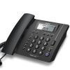 BBK HCD113 проводной телефон без батареи фиксированной телефонной линии дом / офис / бизнес Стационарный прочный европейский (белый)