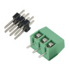 Плата расширения Терминальный адаптер DIY Наборы для Arduino NANO IO Shield V1.0 плата расширения