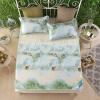 Арктические бархатные маты матрацы Tencel мягкие сиденья трехсекционная складная двуспальная кровать коврики арбуз 1,5 м кровать кровать