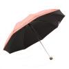 Jingdong [супермаркет] рай зонтик UPF50 + увеличить винил шелка полосу стержни стали только что провел три раза зонтик зонтика оранжевого 30056ELCJ upf50 rashguard bodyboard al004
