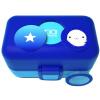 [Супермаркет] Jingdong Monbento Творческих Дети студента посуда в японском стиле бэнто коробки коробка обед микроволновых синий 300001004 monbento оригинальная двойной правили микроволновки обеда коробок японская сирень коробка 120 012 117