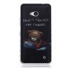 Медведь Pattern Мягкий тонкий ТПУ Резиновая крышка силиконовый гель чехол для Microsoft Lumia 640 чехол для microsoft lumia 640 lte dual lumia 640 dual gecko силиконовая накладка прозрачно глянцевая красная