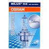 Osram (OSRAM) H4 автомобиля лампа дальнего света фар лампы галогенная лампа света вблизи дальнего света 64193SUP 12V55W импортируемого из Германии (отдельные палочки) система освещения osram 12v 3700 k 9006nbp 51w hb4