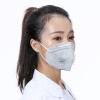 Green Chi профессиональные защитные маски 5 только установленная пыль PM2.5 частицы противотуманная дымка фекальная офсальтовое запах уха с фальцовочными мужчинами и женщинами общие маски (ограничено)