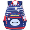 Disney (Disney) белый ребенок сумка легкий мультфильм рюкзак детский сад, дошкольный детский мешок IB0025A сокровище синий детский