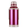 [супермаркет] SIMELO впечатление Jingdong Киото изоляции горшок термос стекло лайнера король чайник термос открытая бутылка 3200ML (красный)
