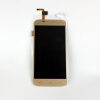 UHANS Store / Original A101s  LCD Display Digitizer + Touch Screen Replace Assemblely for A101s Smartphone Gold.