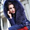 DF · RS Пуховик женский осень и зима новый утолщение с длинными рукавами куртка бутик теплый большой размер Тонкий длинный женский