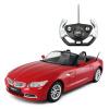 Star (Rastar) дистанционного управления автомобиля дистанционного управления модели автомобилей 1:12 BMW Z4 40300 красный rastar модель автомобиля bmw z4 цвет черный