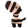 Симпатичные маленькие зебры плюшевые игрушки куклы мультфильм лес зебры куклы куклы Детский день подарков 35см куклы