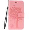 Pink Tree Design PU кожа флип крышку кошелек карты держатель чехол для LENOVO A2020 pink tree design pu кожа флип крышку кошелек карты держатель чехол для samsung c5