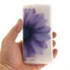 Половина цветок шаблон Мягкий тонкий резиновый ТПУ Силиконовый чехол Гель для Lenovo Vibe K5 белый мандала шаблон мягкий тонкий резиновый тпу силиконовый чехол гель для lenovo vibe p1