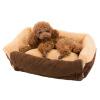 Китайский юань домашнее животное с (HOOPET) Four Seasons Общие моющийся конура Golden Teddy животное диван-кровать самоед Husky зимой VIP Bichon teddy bichon guibin pet dog house large zize