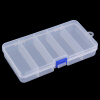 Прозрачный пластик рыболовную приманку Bait Box Контейнер для хранения Организатор Case ибей ru интернет магазин рыболовную прикормку sensas