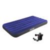 INTEX одиночная простыня, надувной матрас, надувная кровать, 99*191*22см intex надувная каталка черепаха