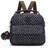 Kipling Kay Pu Lin досуг женская сумка Сумка женская сумка женская K04472 синяя печать букв сумка женская