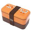 Супермаркет] [Jingdong monbento оригинальные принты дважды управлял микроволновка обед коробка японская Panda семьи коробки 100,002,400 дважды убитый
